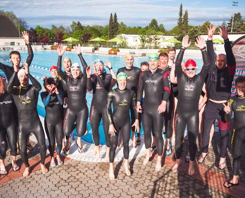 Tri Team FFB 100x100 Schwimmen