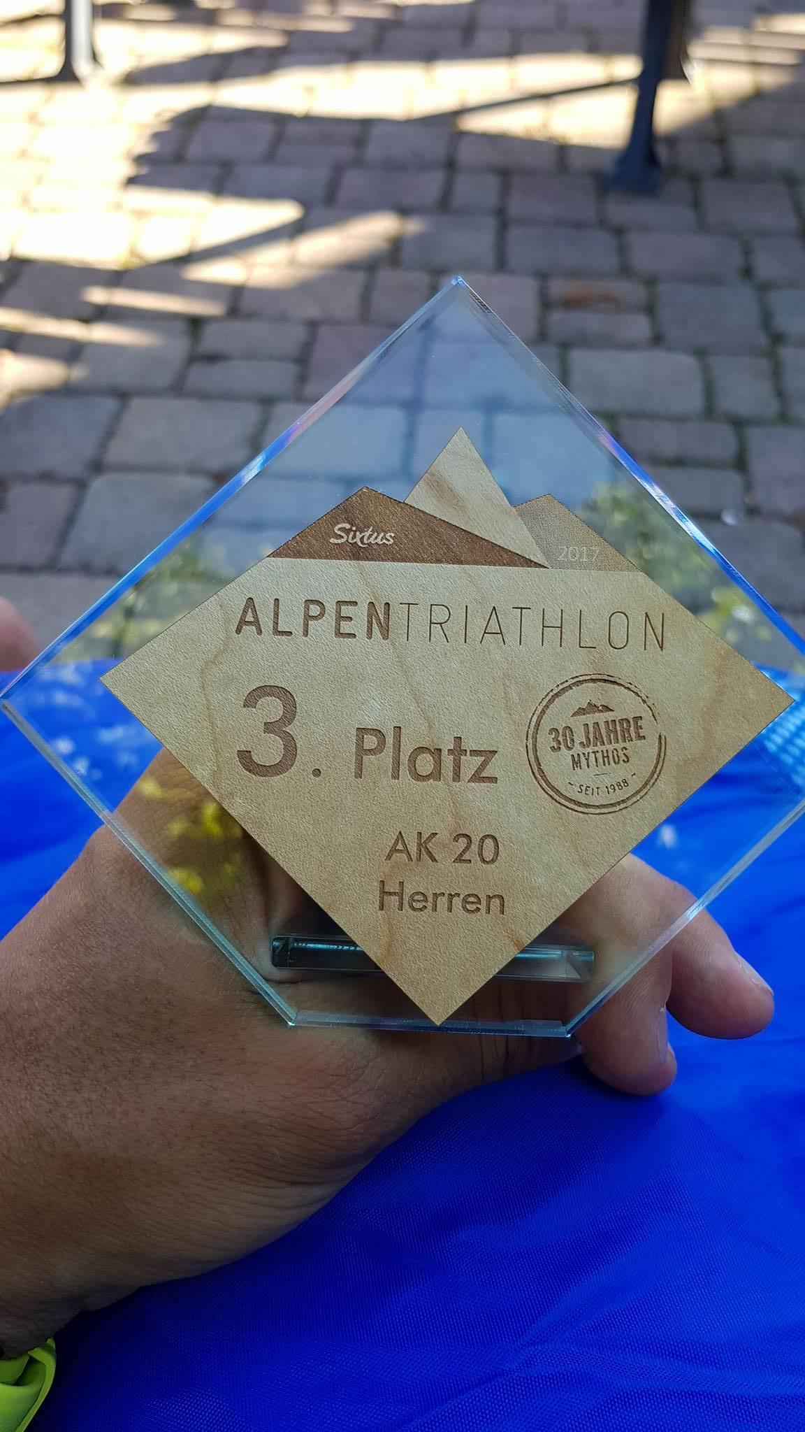 Alpentriathlon 2014