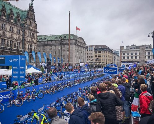 ITU Hamburg Triathlon