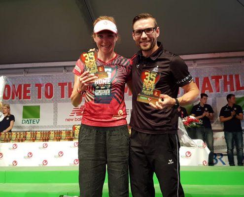 Tri Team FFB - Melli und René