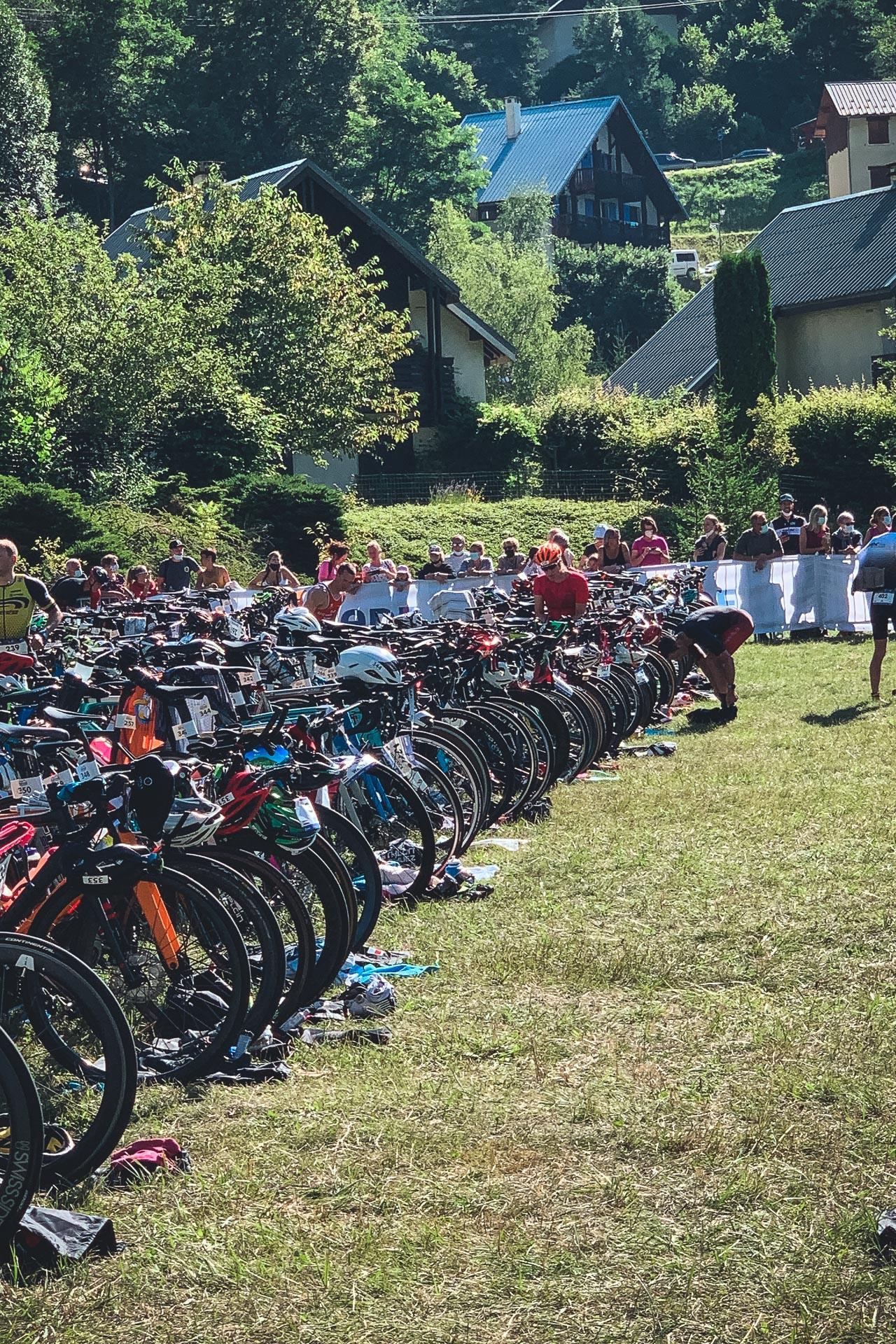 Triathlon Alpe d'Huez 2021